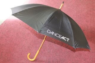 Logolla sateenvarjo Danceact