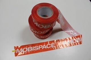Warning foil Mobispace