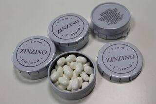 Pastillid logoga - Zinzano